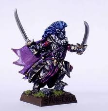 Drow bladesman