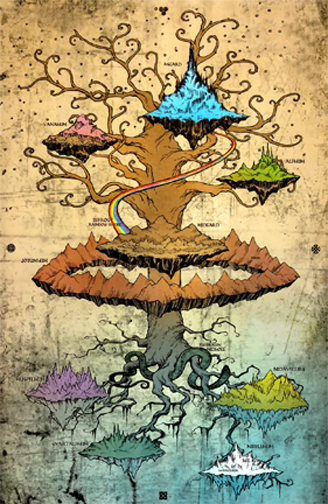 Yggdrasil tree