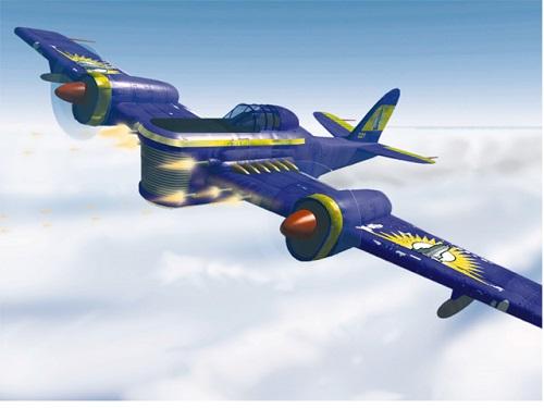 Plane avenger