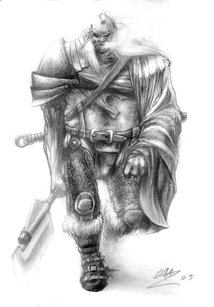 Lieutenant gwain