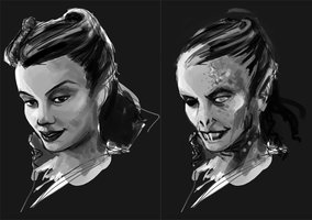 Nosferatu character concept by belderiver d49e4v8
