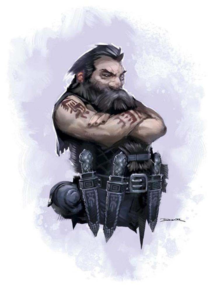 Korgan rockhammer