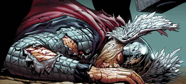 Thor dead