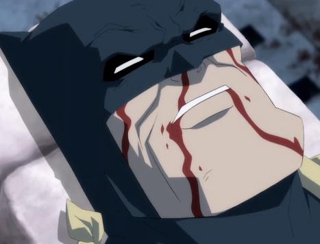 Batman dead