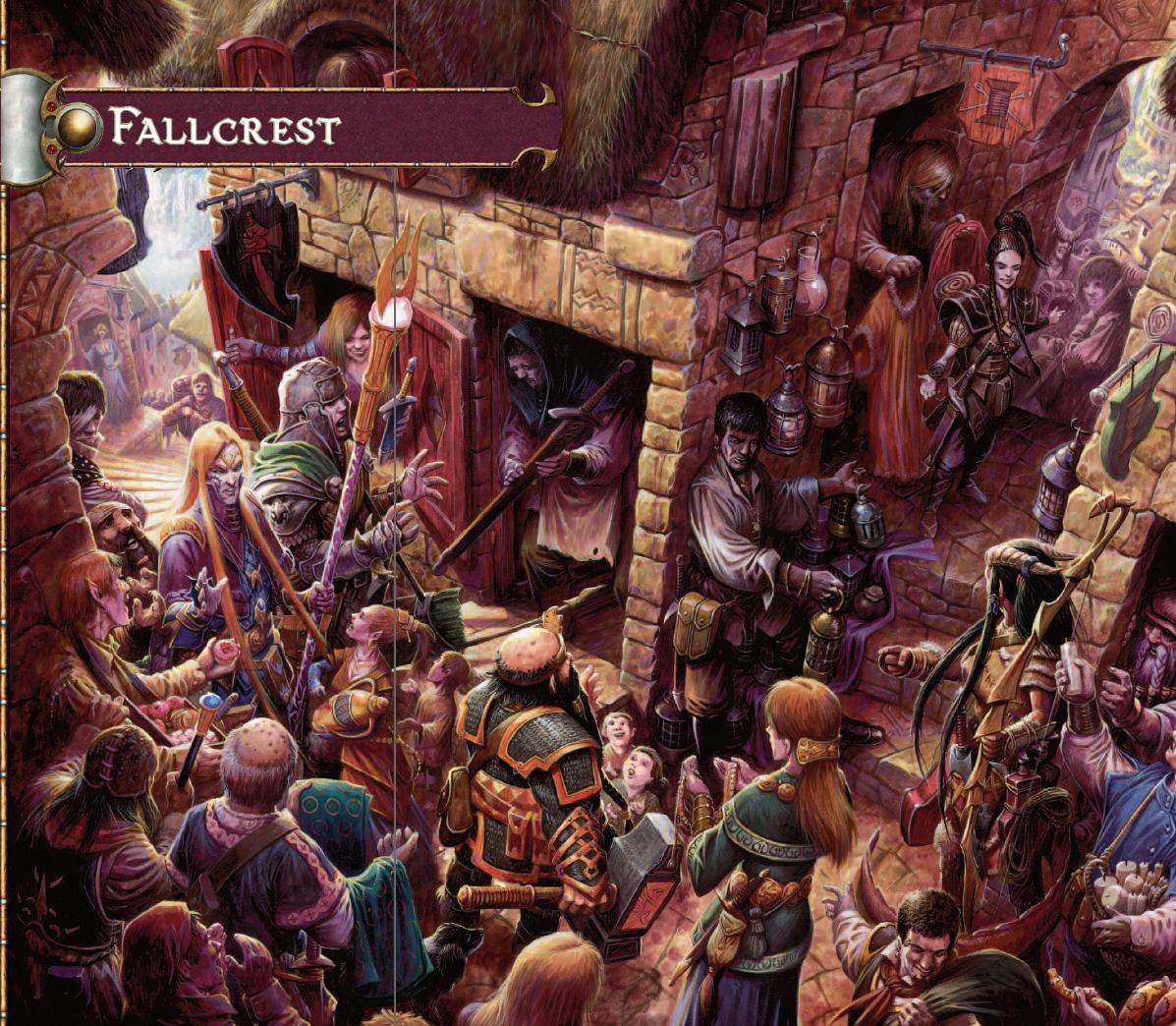 Town of fallcrest