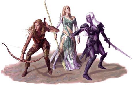 More elves