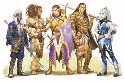 Elves group 2