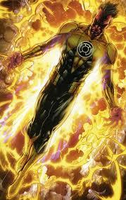 Sinestro banner