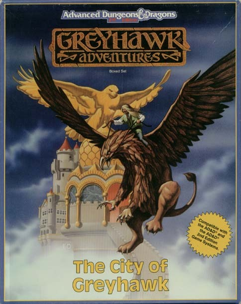 The city of greyhawk greyhawk adventures 16979602