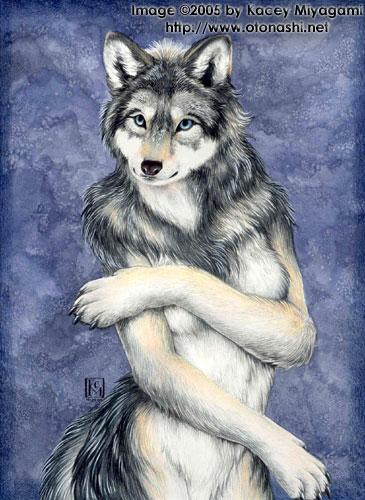 Werewolf by kaceym1