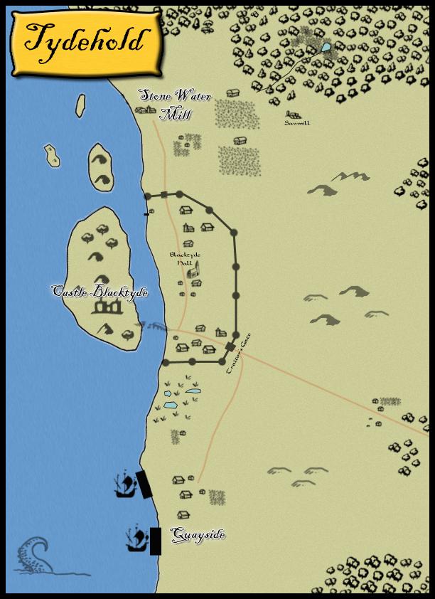Tydehold