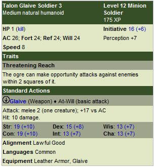 Talon galive soldier