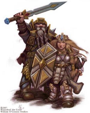 Dwarves william oconner sm