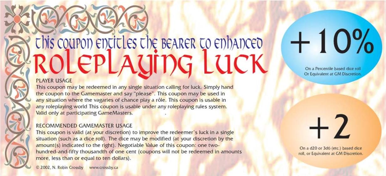 Rp luck10