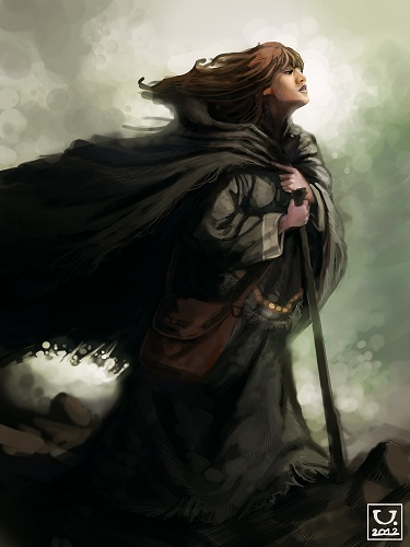 Black robed magi