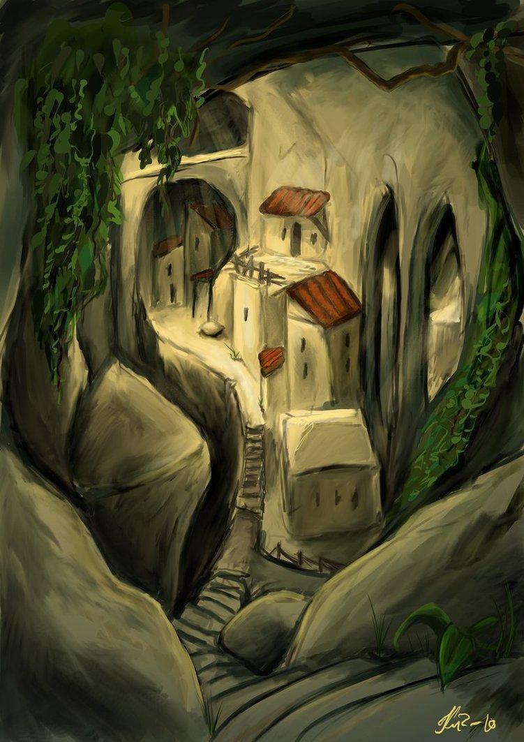 Underground ulgar city4