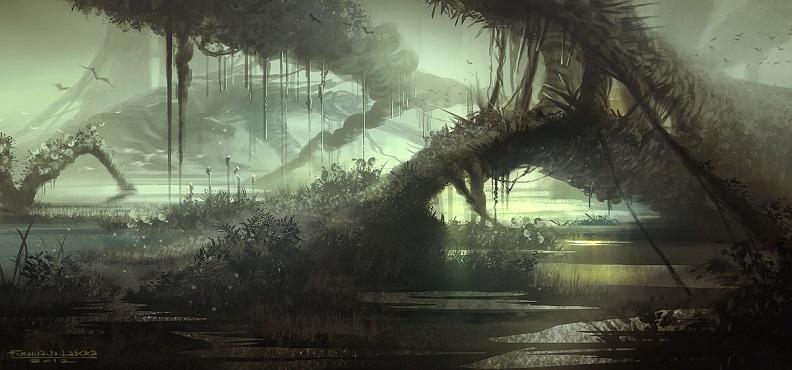 Snarskog forest