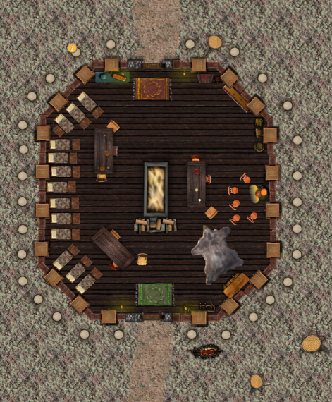 Last Haven Interior