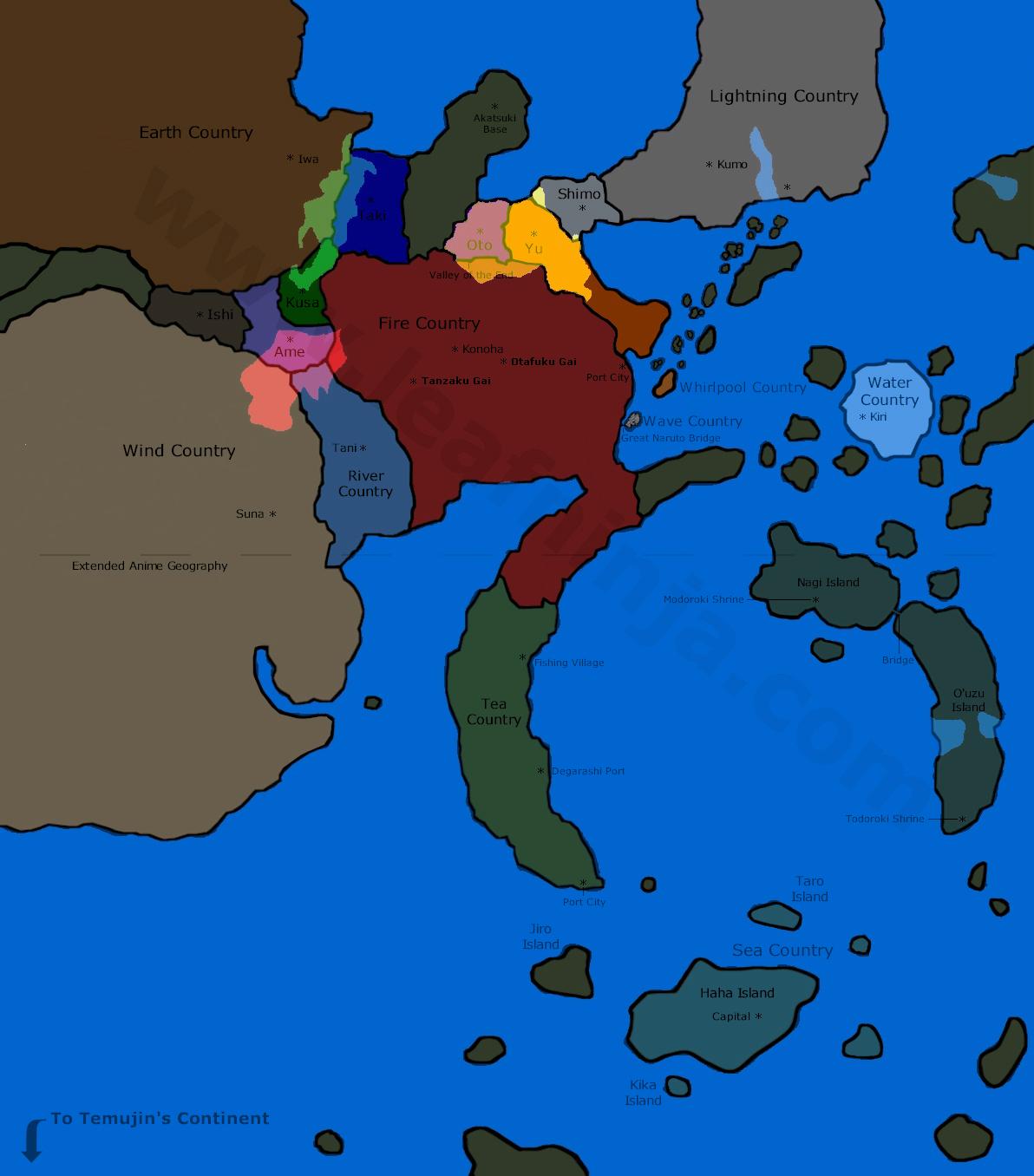 Gamemap overlay