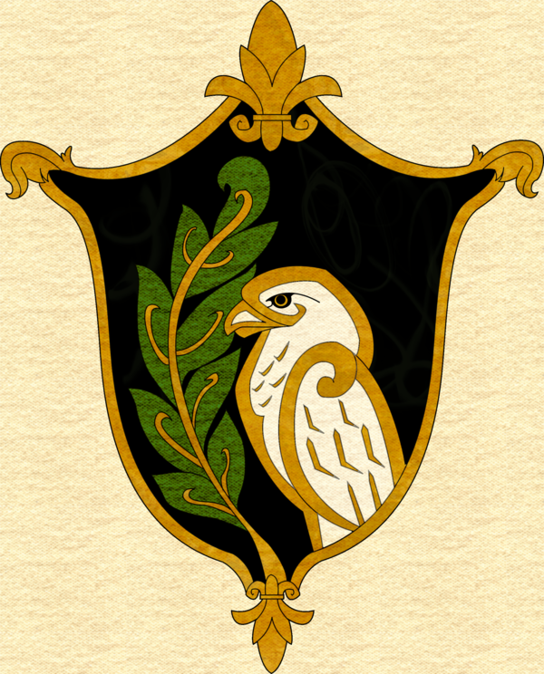 Zhoend Family Crest