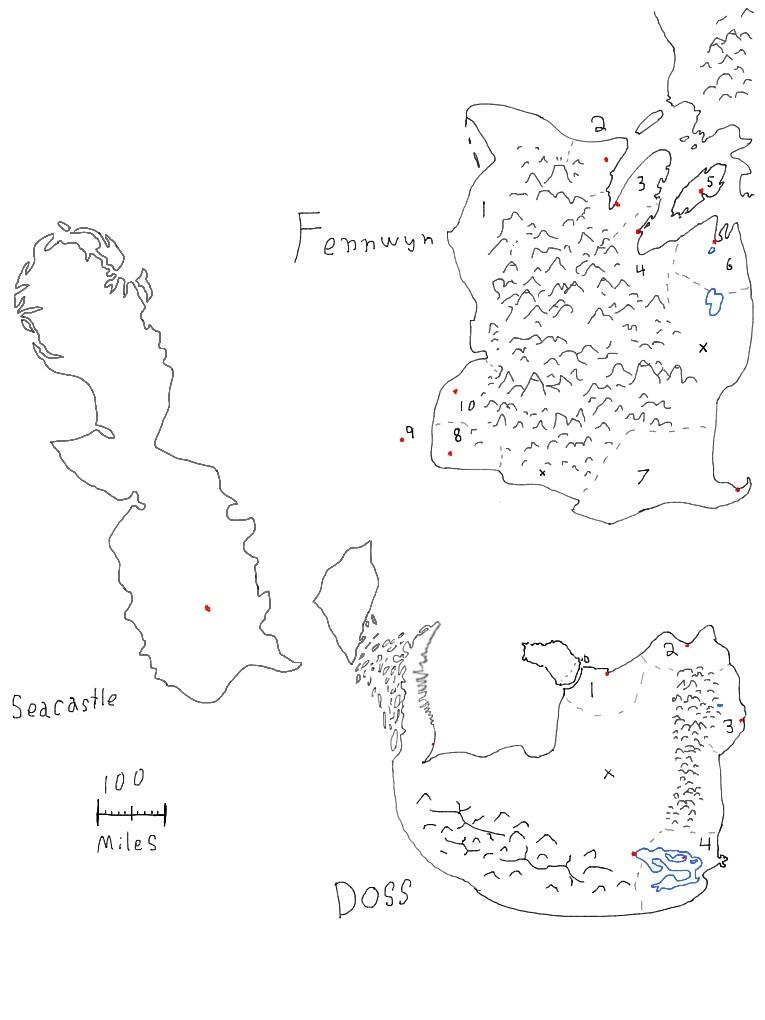 Koronir overworld