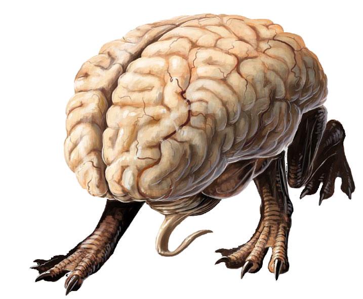 Intellect devourer