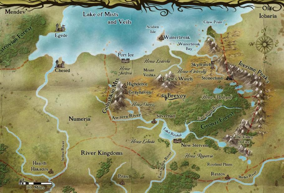 Bevoy map 2