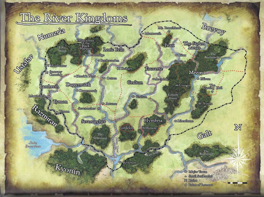 Ittw river kingdoms map including stolen lands