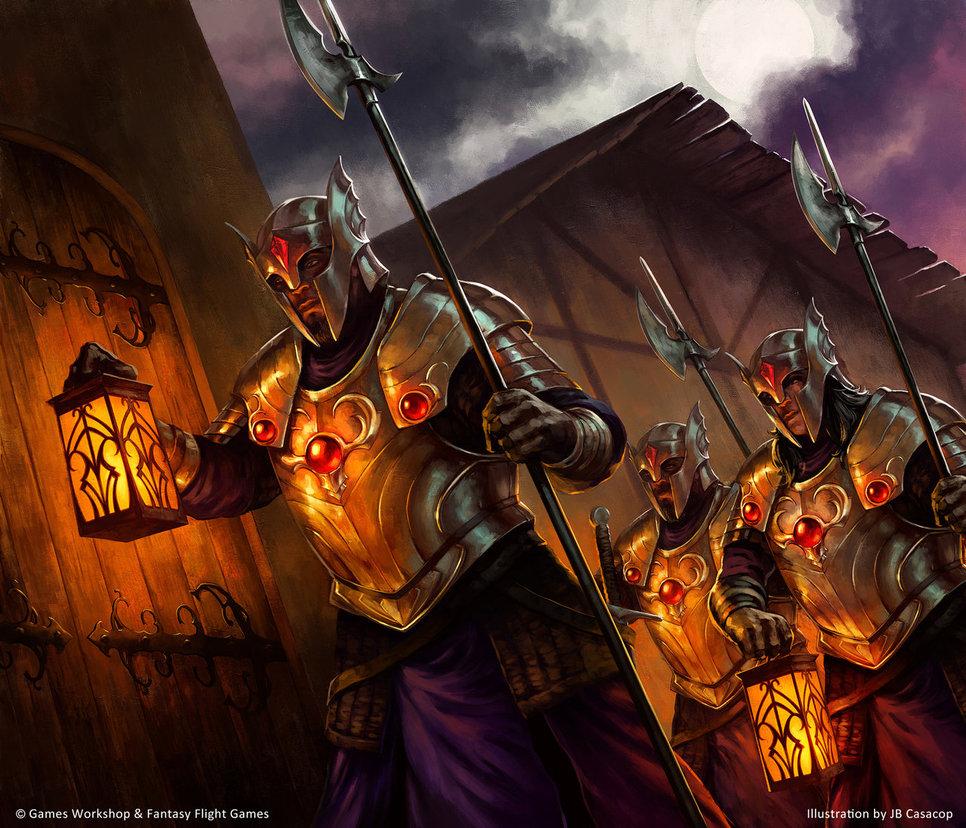 Talisman   night guard by jbcasacop d5ooxbv