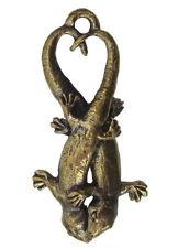 Dragon lizard pendant