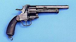 250px le mat revolver