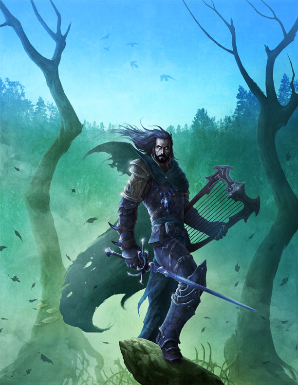 Darkwood vigilant by jason engle