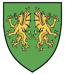 Uthers coat of arms