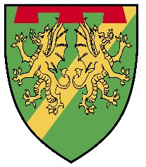 Prince madoc coat of arms