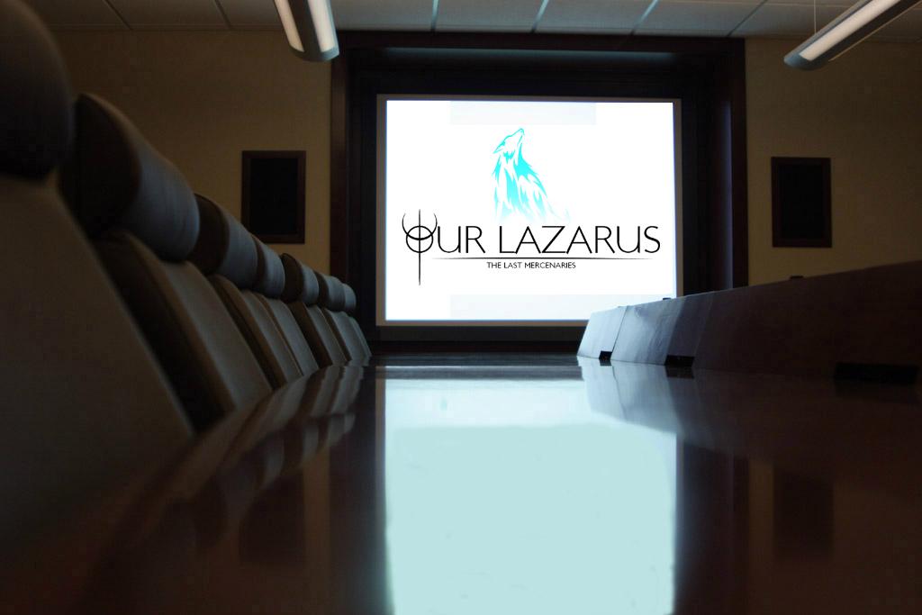 Lazarus boardroom