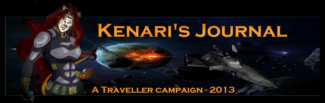 Travellerjournal
