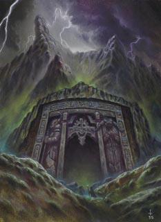 Thunder spire entrance