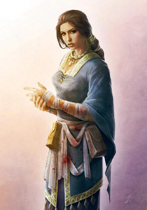 Healer by jason engle