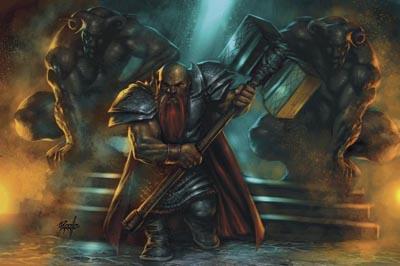 Duergar lord