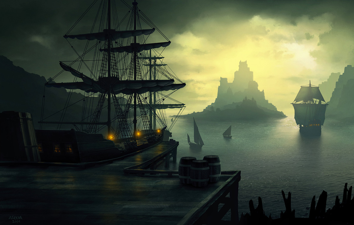 Andreas rocha port