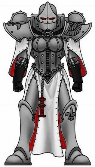Argent Shroud armor