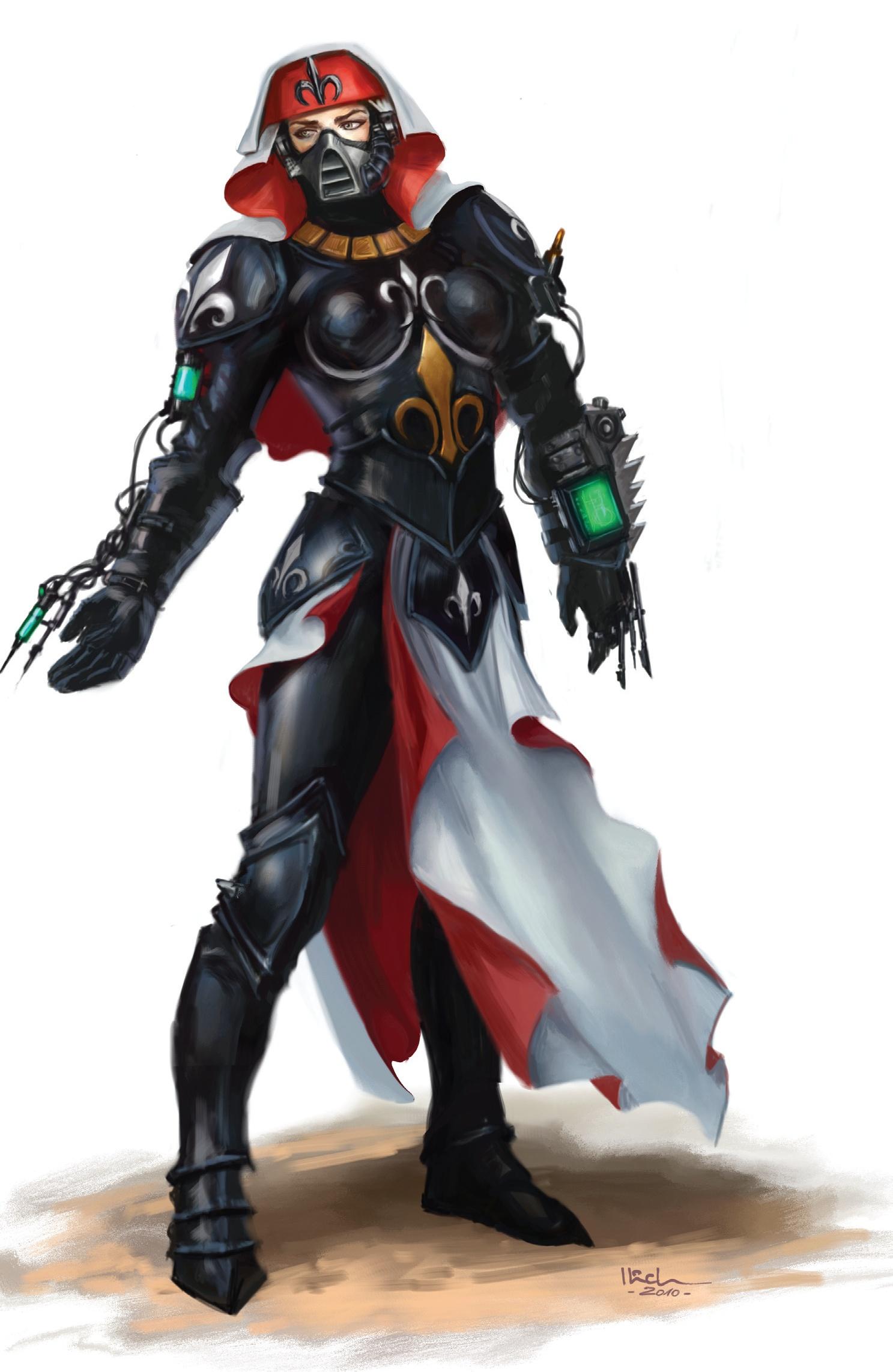 Serenity armor