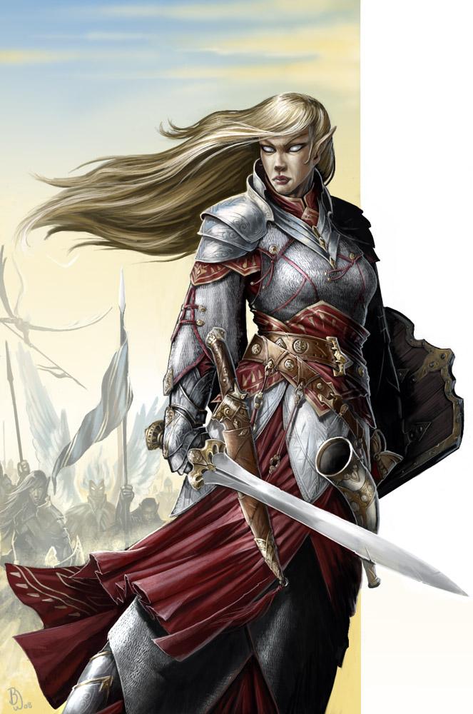Eladrin general