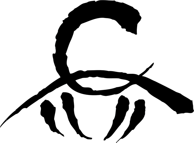 Logo tribe childrenof gaia