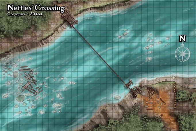 Nettles crossing