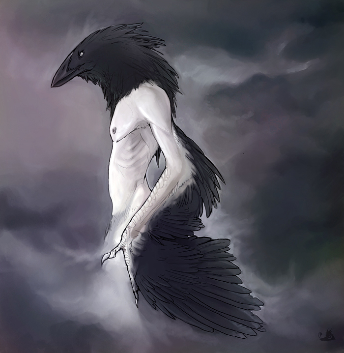 Enkidou by rhynn