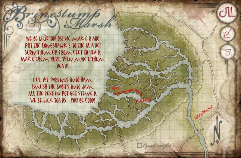 Goblin map
