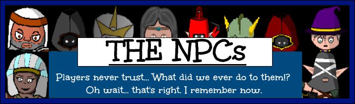 Meet the NPCs