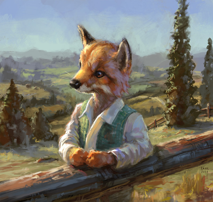 Fox guy by wildweasel339 d36zpq2