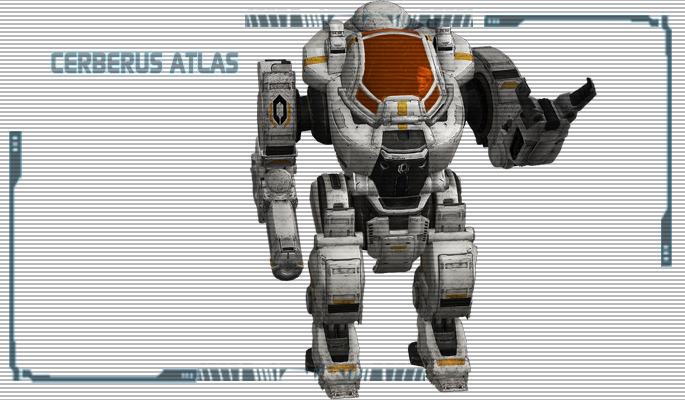Vehicle cerberus atlas